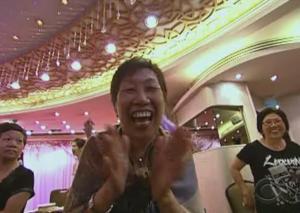 hong kong applaud