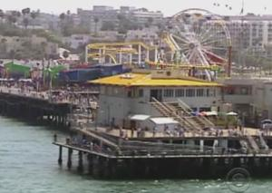 long beac pier