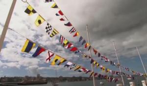 manly flags