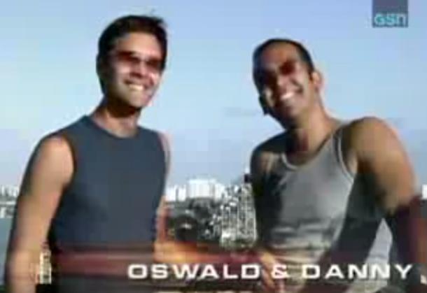 oswald danny