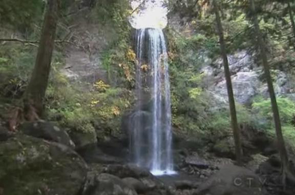 kintaro waterfall