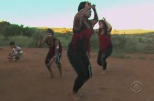outback aboriginal