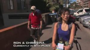 outback ron christina