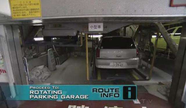 tokyo parking garage 3