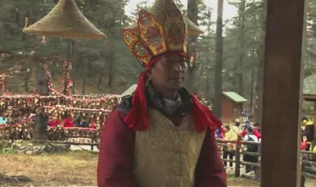 lijiang chinese pope