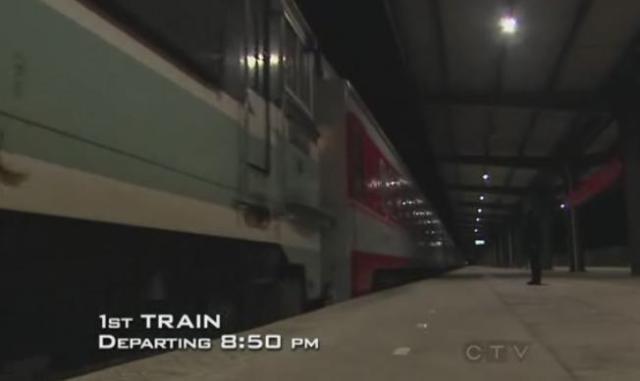 lijiang train