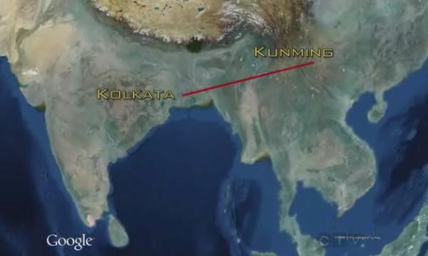 kolkata flight 3