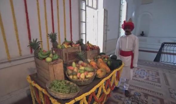 kolkata papaya mango