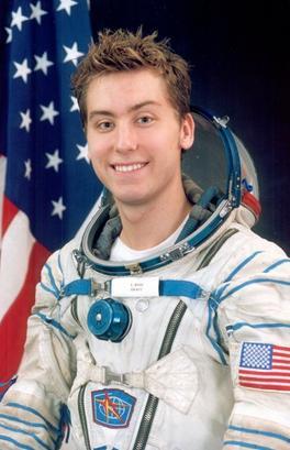 lance bass astronaut