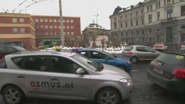 salzburg car