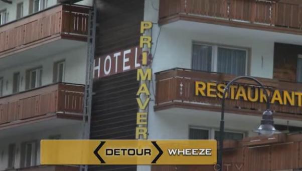 zermatt hotel primavera