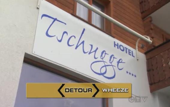 zermatt hotel tschugge