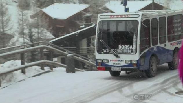 swiss alps cab