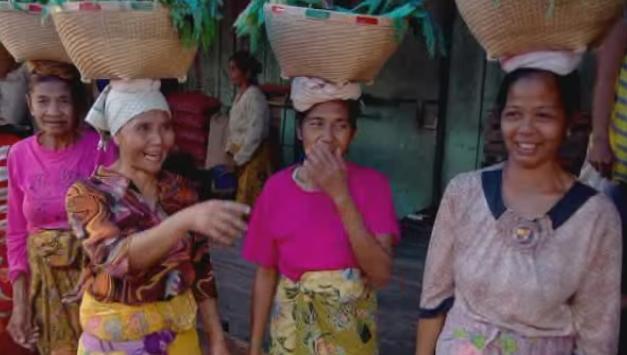 denpasar laugh