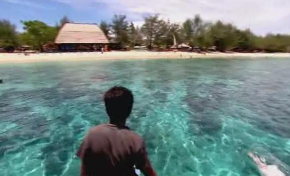 denpasar water