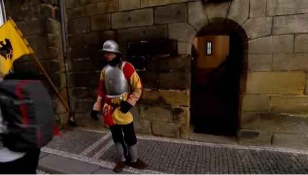 prague knight