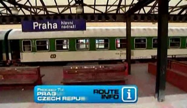 praha train