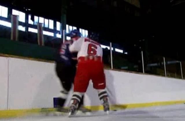zimni hockey