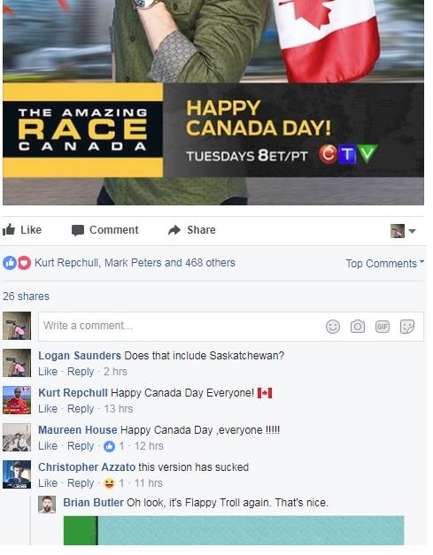 Canada 1 Complaints 1
