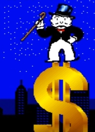 monopoly snes 1