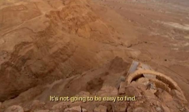 jerusalem desert
