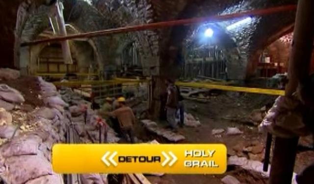 jerusalem detour