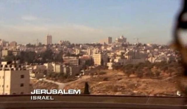 jerusalem land