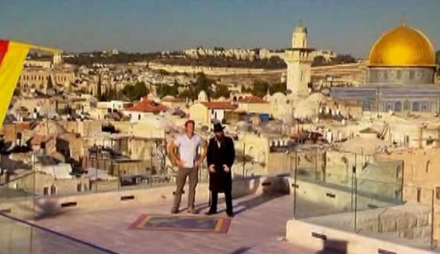 jerusalem pit stop