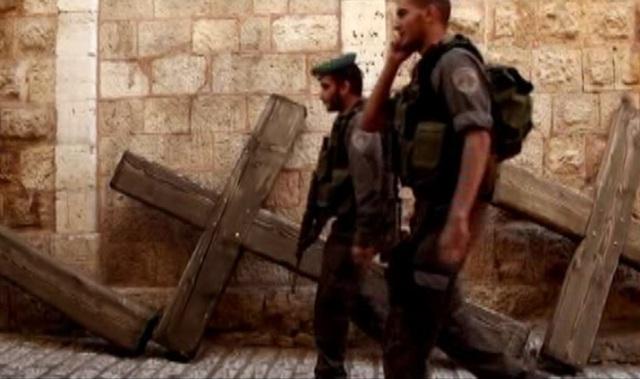 jerusalem soldier