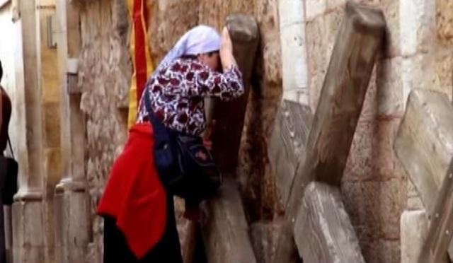 jerusalem woman 1