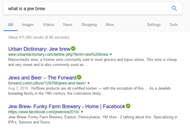 tel aviv jew brew