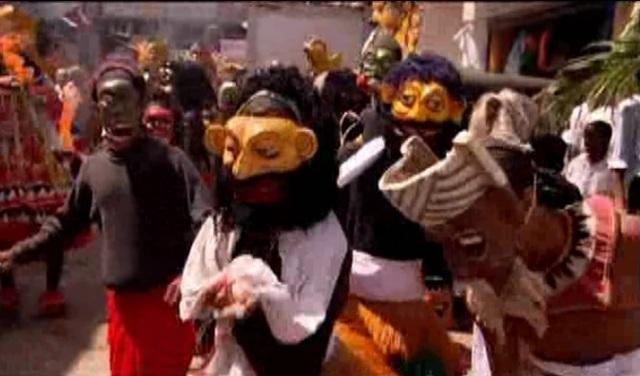 colombo dance