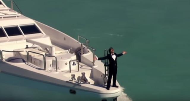 andy samberg boat