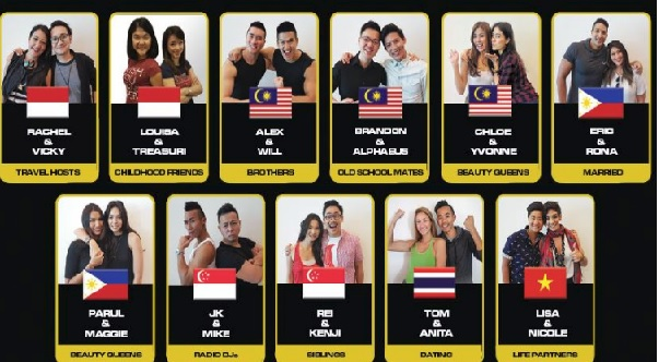 The amazing race 19 episode 1 rankings and yes half of tar asia 5 used indonesia as a location publicscrutiny Image collections