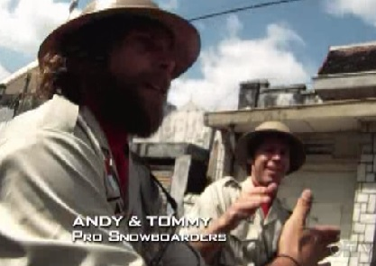 java andy tommy 4