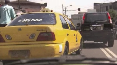 java taxi
