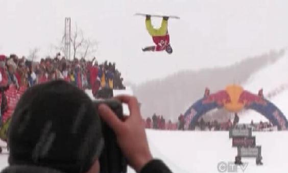 taipei snowboard 2