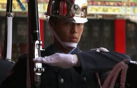 taipei soldier