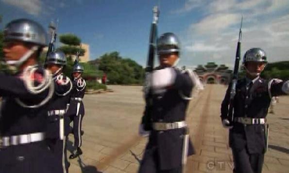 taipei soldiers