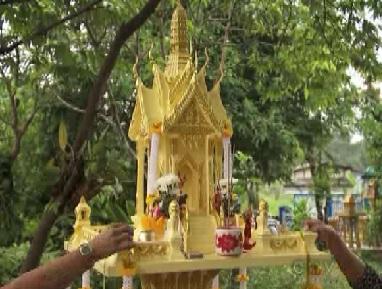 bangkok shrine 1