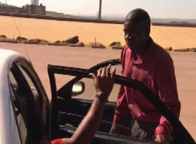 lilongwe driver