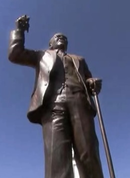 lilongwe statue
