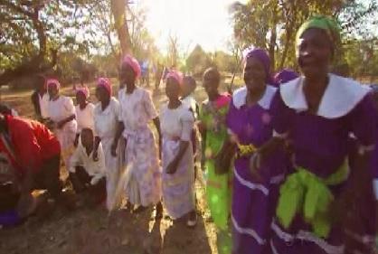 lilongwe village