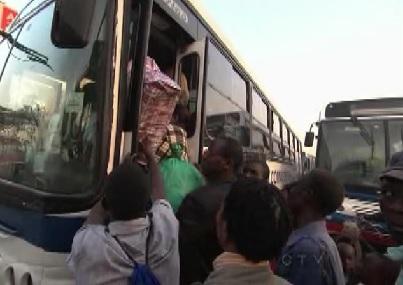 malawi bus