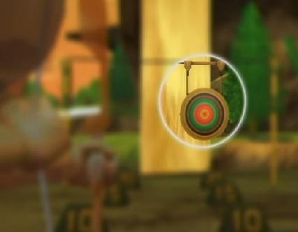 wii sports archery