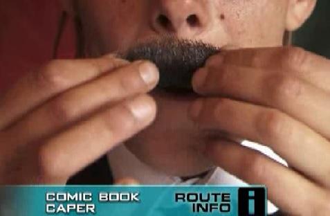 brussels moustache