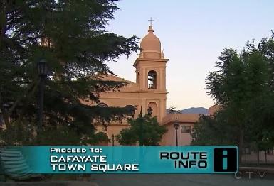 cafayate town