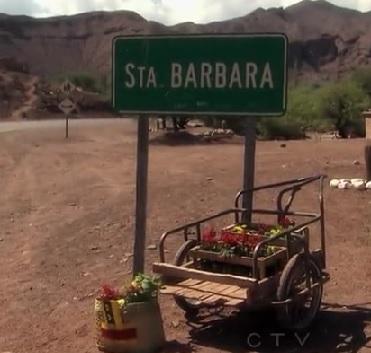 santa barbara clue 3