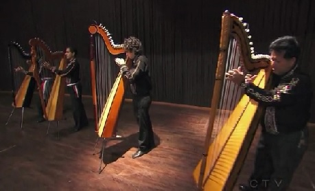 asuncion harps