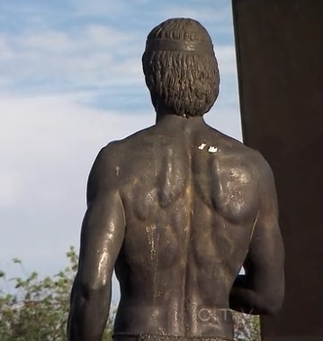asuncion statue